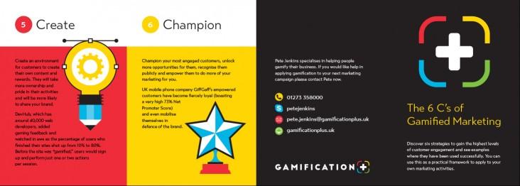 Leaflet design image
